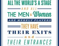 Shakespeare said so