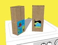 Soap Berry Packaging Concept