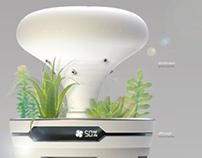 LUNGS - dehumidifier concept