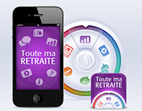Toute Ma Retraite iPhone - Malakoff Médéric