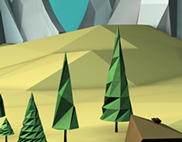 Low Poly Experiment
