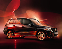 GLK launch Middle East