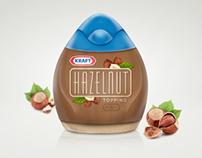 Kraft Hazelnut Topping (Concept)