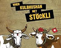 When Kulbhushan met Stockli