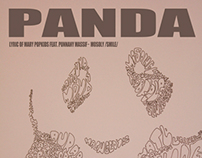 PANDA -  lyric of Mary Popkids feat. Punnany Massif : M