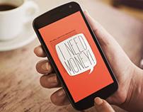 I need money! // App - 2013