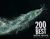 Rain Forest Water, 200 best digital artists worldwide
