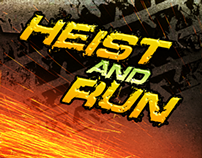Heist and Run - iOS/Android Game by Odin Game Studio