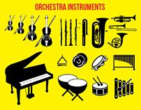 Vector Practice - Instruments