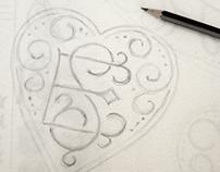 MONOGRAMS - lettering