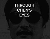 Through Chen's Eyes - A Blind Man's Vision