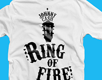 Ring of fire - estampa