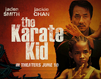 Karate Kid: Catch the Flies