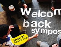 Welcome Back Symposium