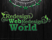 Redesign the Web - Redesign the World