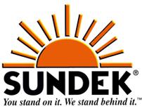 Sundek of Washington brochure redesign
