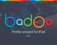 Badoo Profile for iPad