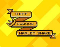 Do the harlem shake [8-Bit Cracow™ by bartmiko.com]