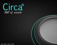 Circa Speaker Concept