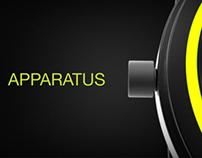 Apparatus Watch Concept