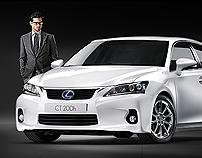 Lexus 'The Quiet Revolution' (Pitch)