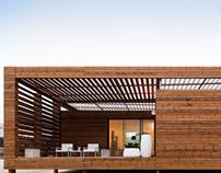 SOYO wood houses @ Angola