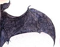 Bat Tattoo Designs