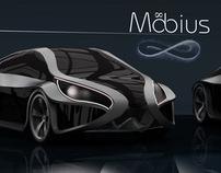 Mobius Concept car design