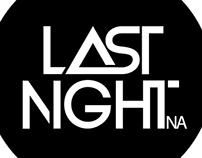 Logo - LastNight in Na