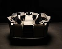 Riva Razzo concept boat