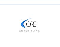 Core Advertising. Logo