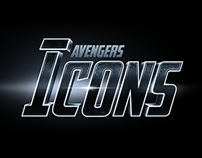 The Avengers Icons