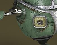 Robô Vespa