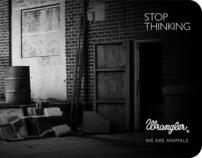 Wrangler - Stop Thinking
