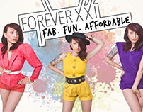 Forever 21 - Campaign