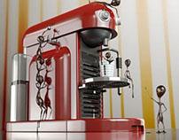 Coffe Machine Live!