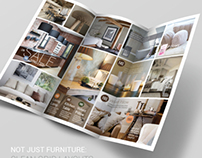 Furniture: Trifold Flyer PSD Template