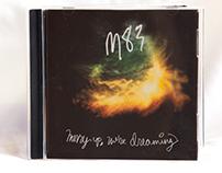 M83 Album packaging