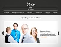 Beat Stroo Webdesign
