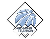 Arkansas Diamonds - NBA team logo