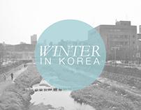 -Winter in Korea-