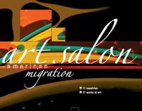 XVI ART SALON IBERO-AMERICAN . MIGRATION