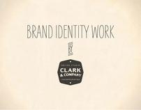 Brand Identity Work