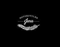 Janus Motorcycle Rebranding