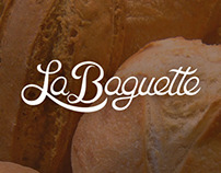 LA BAGUETTE   CAFE & BAKERY