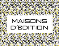 MAISONS D'EDITION