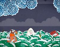 MORJ - Reggae (animated music video)