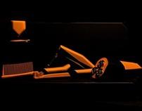 KTM Men's Grooming/ Travel Kit