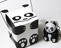 Evil Panda Package Design