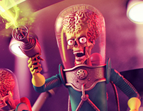 Martian Madness